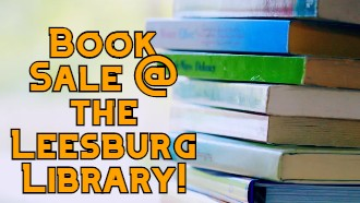 Book Sale @ the Leesburg Library
